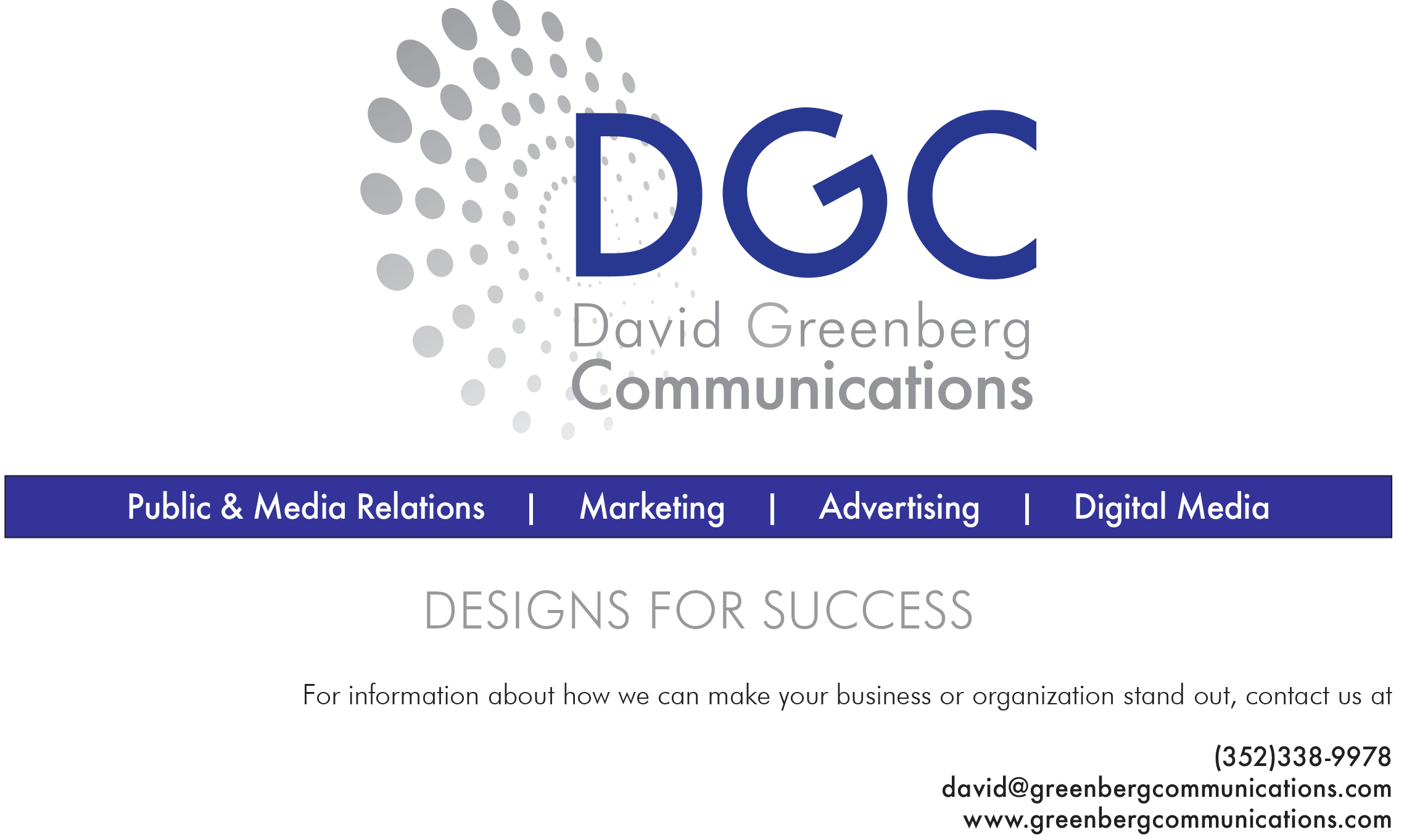 DGC - Designs for success