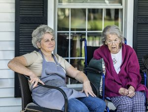 Are You the Family Caregiver? Do You Know How to Ask for Help?
